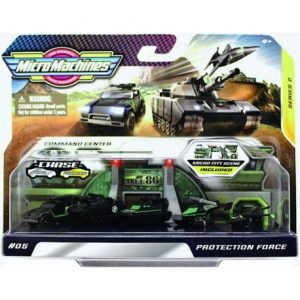 Micro Machines - World Pack - Protection Force