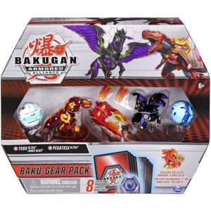 Bakugan - Baku-Gear Battle Pack S2 - Trox Ultra & Pegatrix Ultra