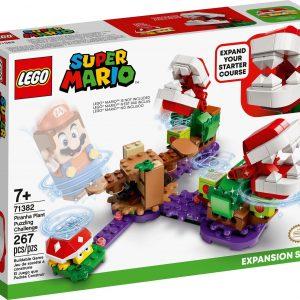 LEGO Super Mario - Piranha Plant Puzzling Challenge Expansion Set (71382)