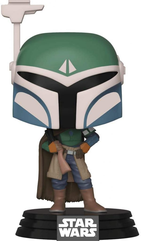 Funko POP! - VINYL Star Wars - The Mandalorian - Covert Mandalorian (45544)