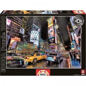 Educa - Puzzle 1000 - Times Square, New York (015525)