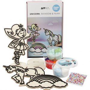 DIY Kit - Unicorn - Rainbow & Fairy (79197)