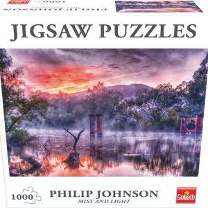 Goliath - Puzzle - Mist and Light (1000pcs) (71377)