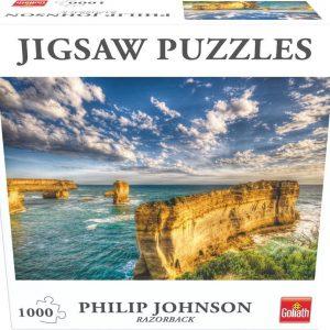 Goliath - Puzzle - Razorback (1000pcs) (71379)