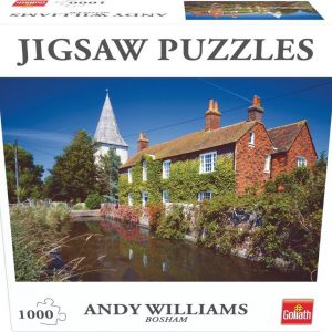 Goliath - Puzzle - Bosham, Sussex (1000pcs) (71381)