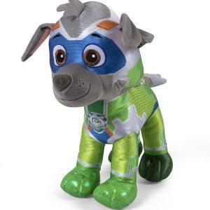 Paw Patrol - Mighty Pups Plush 37 cm - Rocky
