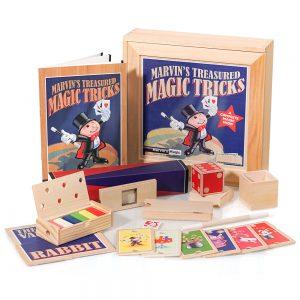 Marvin's Magic - Marvin's Treasured Magic Tricks (Wooden Set)