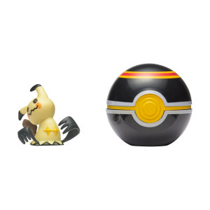 Pokemon - Clip'N Go - Mimikyu + Luxury ball (PKW0007)