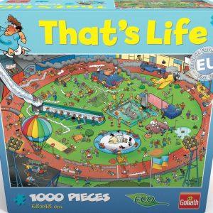 Goliath - That's Life - Puzzle - Sport (1000pcs) (71305)