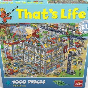 Goliath - That's Life - Puzzle - Supermarket (1000pcs) (71307)