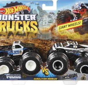 Hot Wheels - Monster Truck Demolition 2 pack (GMR54)