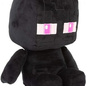 Minecraft Crafter Enderman Plush