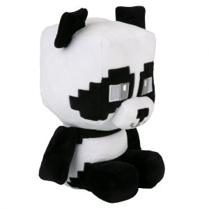 Minecraft Crafter Panda Plush