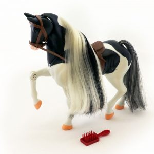 Royal Breeds - Prancing Stallion with Sound - American Paint (85002A)