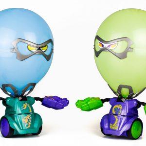 Silverlit - Balloon Puncher Twin Pack - Purple/Green (88040)