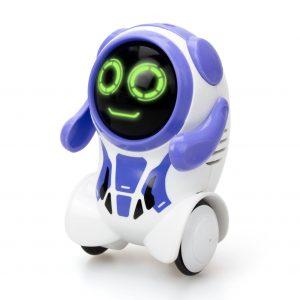 Silverlit - Pokibot Round Robot - Purple