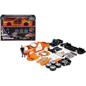 Jada - Fast&Furious - Build & Collect Supra 1:24 (253203017)
