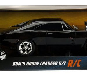Jada - Fast&Furious - R/C 1970 Dodge Charger 1:16 2.4GHz (253206004)