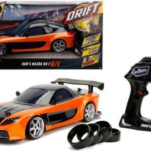 Jada - Fast & Furious - R/C Drift Mazda RX-7 1:10 2.4GHz (253209001)