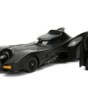 Jada - Batman - Build & Collect 1989 Batmobile 1:24 (253213001)