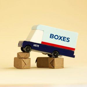 Candylab - Candyvan - Mail Van