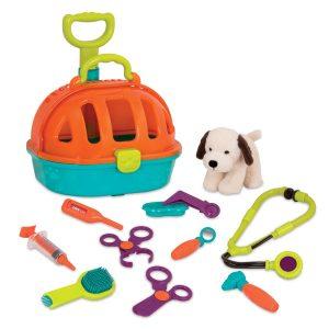 Battat - Pup & Go Pet Carrier (712507)