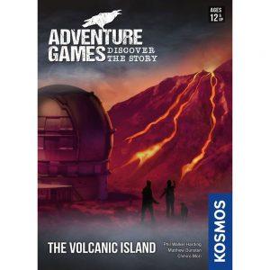 Adventure Games: The Volcanic Island (English) (KOS1503)