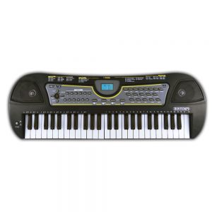 Bontempi - Digital Keyboard - 49 midi size keys (154909B)