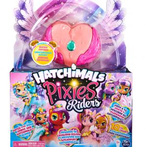 Hatchimals - Pixies Riders - Tigrette