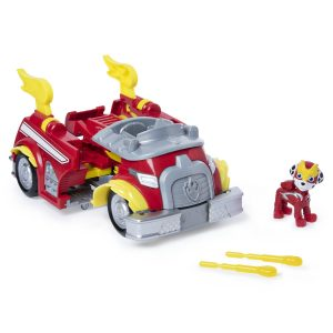 Paw Patrol - Mighty Pups Super PAWs - Powered Up Marshall