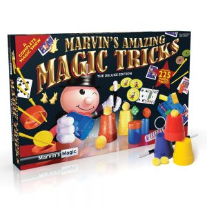 Marvin's Magic - Amazing Magic 225 Tricks (MME225)