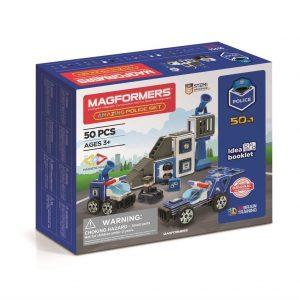 Magformers - Amazing Police set 50 pcs (3070)