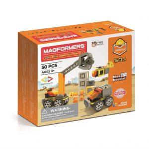 Magformers - Construction set 50 pcs (3072)