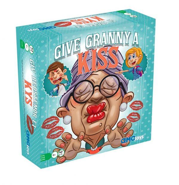 Give Granny A Kiss (13117)
