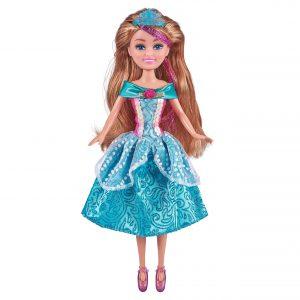 Sparkle Girlz - Dolls - Super Sparkly Princess - Blue