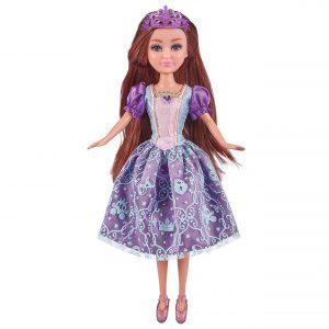 Sparkle Girlz - Dolls - Super Sparkly Princess - Purple