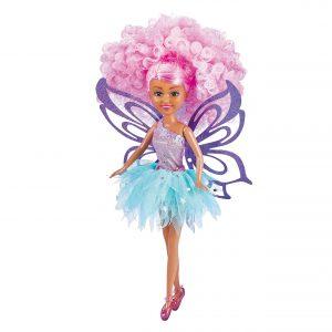 Sparkle Girlz - Hair Dreams Doll - Pink