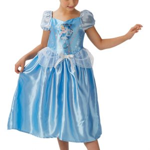 Disney Princess - Cinderella - Childrens Costume (Size Small)