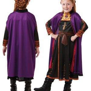 Frozen - Anna Travel Dress - Childrens Costume (Size 104)