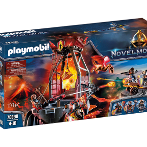 Playmobil - Burnham Raiders - Fire Lava mine (70390)
