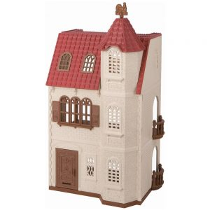 Sylvanian Families - Red Roof Tower Home (5400)