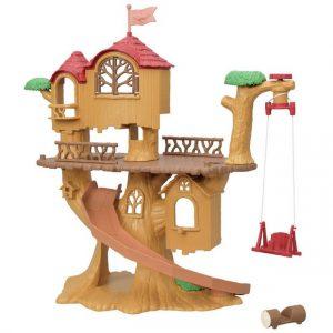 Sylvanian Families - Adventure Tree House (5450)