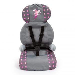 Bayer - Deluxe Car Seat - Grey (67566AA)