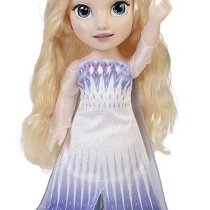 Disney Frozen 2 - Feature moving mouth Elsa Doll 38cm (Nordic)