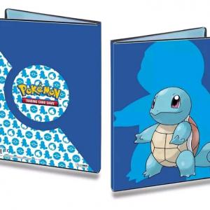 Pokemon - Portfolio 9-P Pokemon Squirtle 2020 (ULT15391)