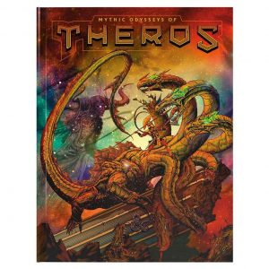 Dungeons & Dragons - 5th Edition - Mythic Odysseys of Theros (Alternate Cover) (D&D) (WTCC7893)