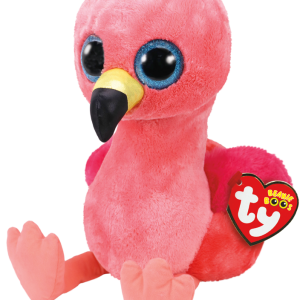 Ty Plush - Beanie Boos - Gilda the Flamingo (Large) (TY36892)