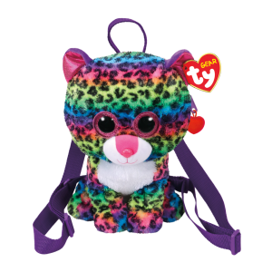 Ty Plush - Backpack - Dotty the Leopard (TY95004)