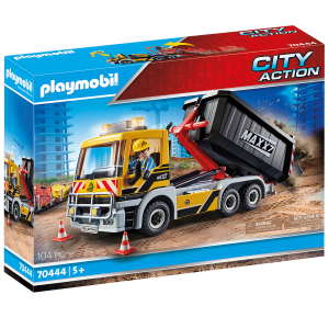 Playmobil - Construction Truck (70444)