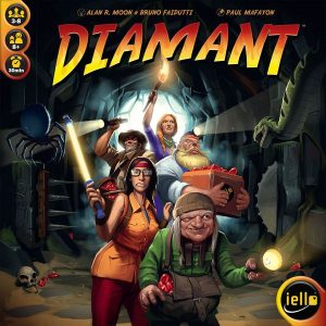 Diamant - Boardgame (Nordic) (IEL51332NOR)